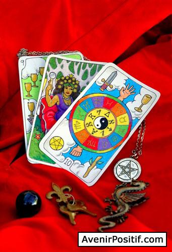 Lire l'avenir selon le tarot divinatoire